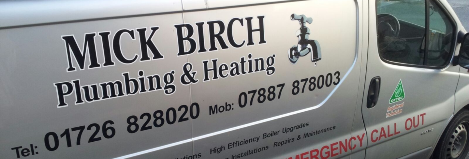 Mick Birch Plumbing & Heating - Boiler & Oil Tank Installations in Foxhole, St. Austell